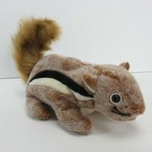TY Beanie Babies Chipper squirrel 1999 P.E. Pellets off printed tush tag - $192.28