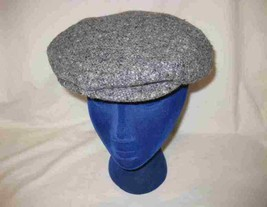 Neat XL Grey Stetson Newsboy Hat Cap - $77.26