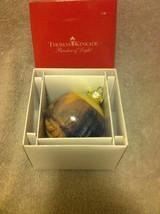 THOMAS KINKADE-2011 HOLIDAY / CHRISTMAS ORNAMENT-PAINTER OF LIGHT-FREE S... - $17.80