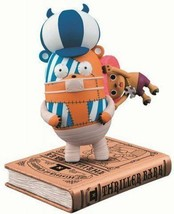 Banpresto Ichiban Kuji D One Piece History of Chopper Thriller Bark F/S JP - £171.59 GBP