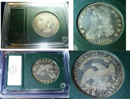 1825 Capped Bust Early  Half Dollar - $593.01