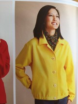 Kwik Sew Sewing Pattern 3842 Ladies Misses Jackets Size XS-XL New - $16.47