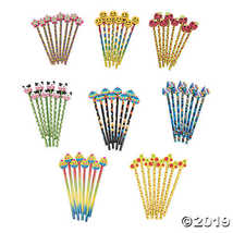 Pencils with Eraser Topper Assortment - $46.79