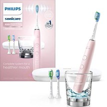 Philips Sonicare DiamondClean Smart 9300 Rechargeable Electric Toothbrush, Pink  - $356.99