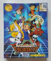 Anime DVD Digimon Tamers 03 Vol. 1-51 End ENG SUB All Region EXPRESS SHI... - $28.00