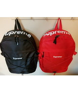 Supreme Backpack Bag Box Logo School Fast Free US Shipping New - $69.95