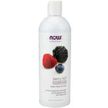 Natural Berry Full Conditioner, 16 oz by Now Foods - $4.67