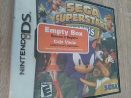 Nintendo DS SEGA Superstar Tennis image 1