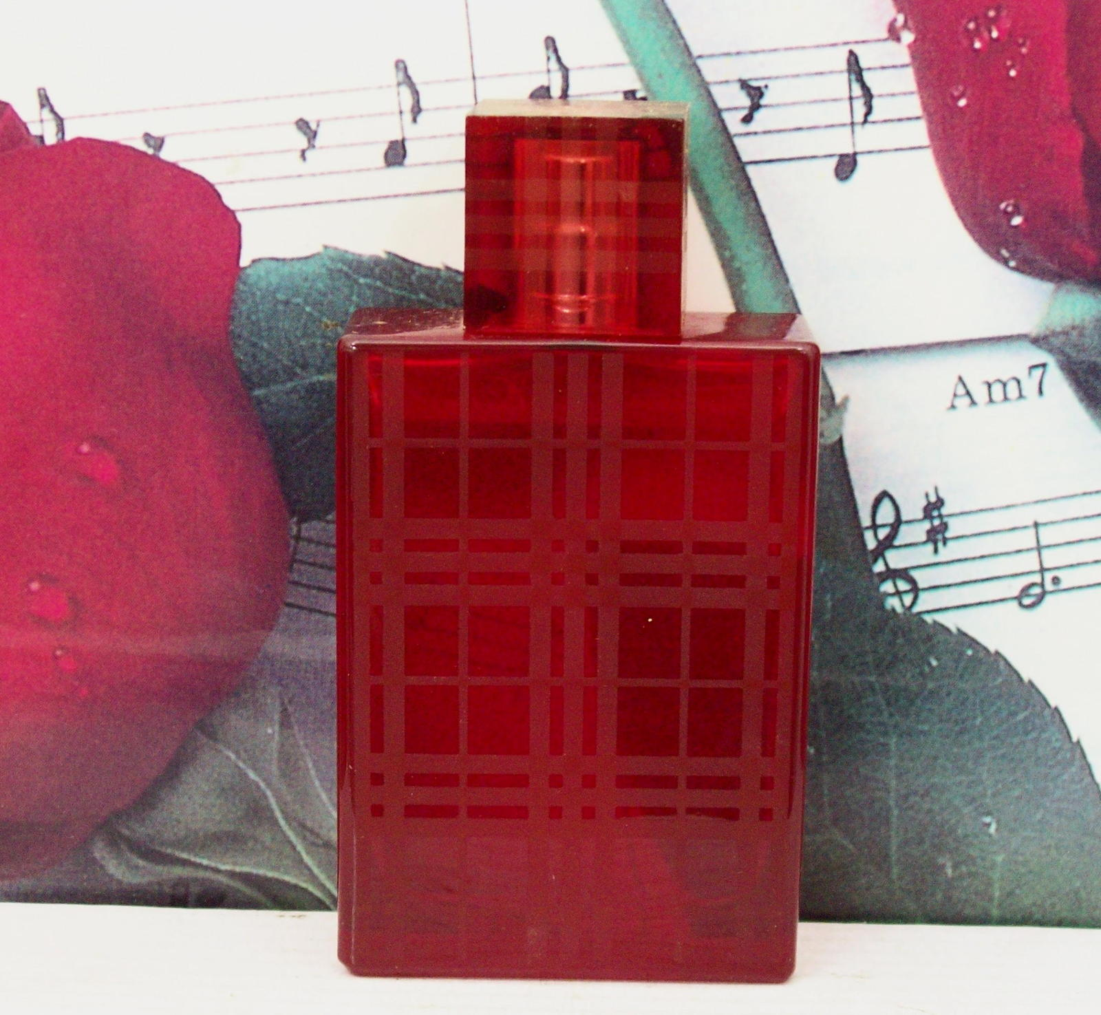 Primary image for Burberry Brit Red Special Edition EDP Spray 1.7 FL. OZ. NWOB
