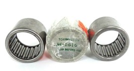 LOT OF 3 NEW TORRINGTON JH-1616 NEEDLE BEARINGS CAGED DRAWN CUP 1X1-5/16X1IN