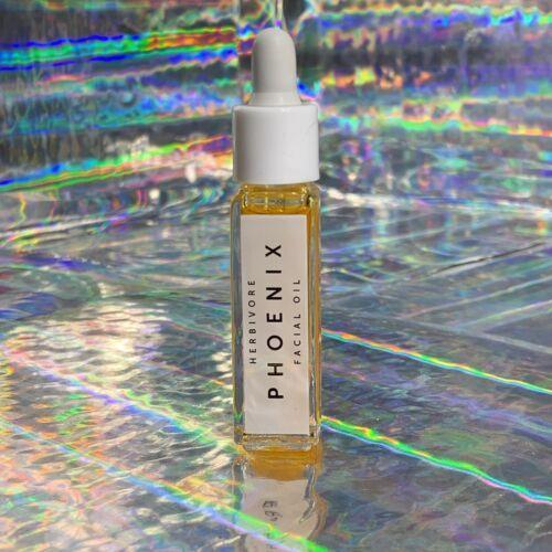 NEW Herbivore 8mL Phoenix Regenerative Facial Oil Dry Damaged Skin HEALED