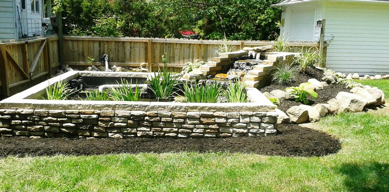 #OKL-01K Limestone Concrete Mold & Supplies Kit (9) Make 100s Rock Stone Veneer