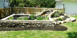 #OKL-01K Limestone Concrete Mold & Supplies Kit (9) Make 100s Rock Stone Veneer image 8