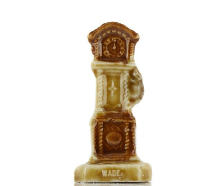 Wade Whimsie Miniature Porcelain Hickory Dickory Doc
