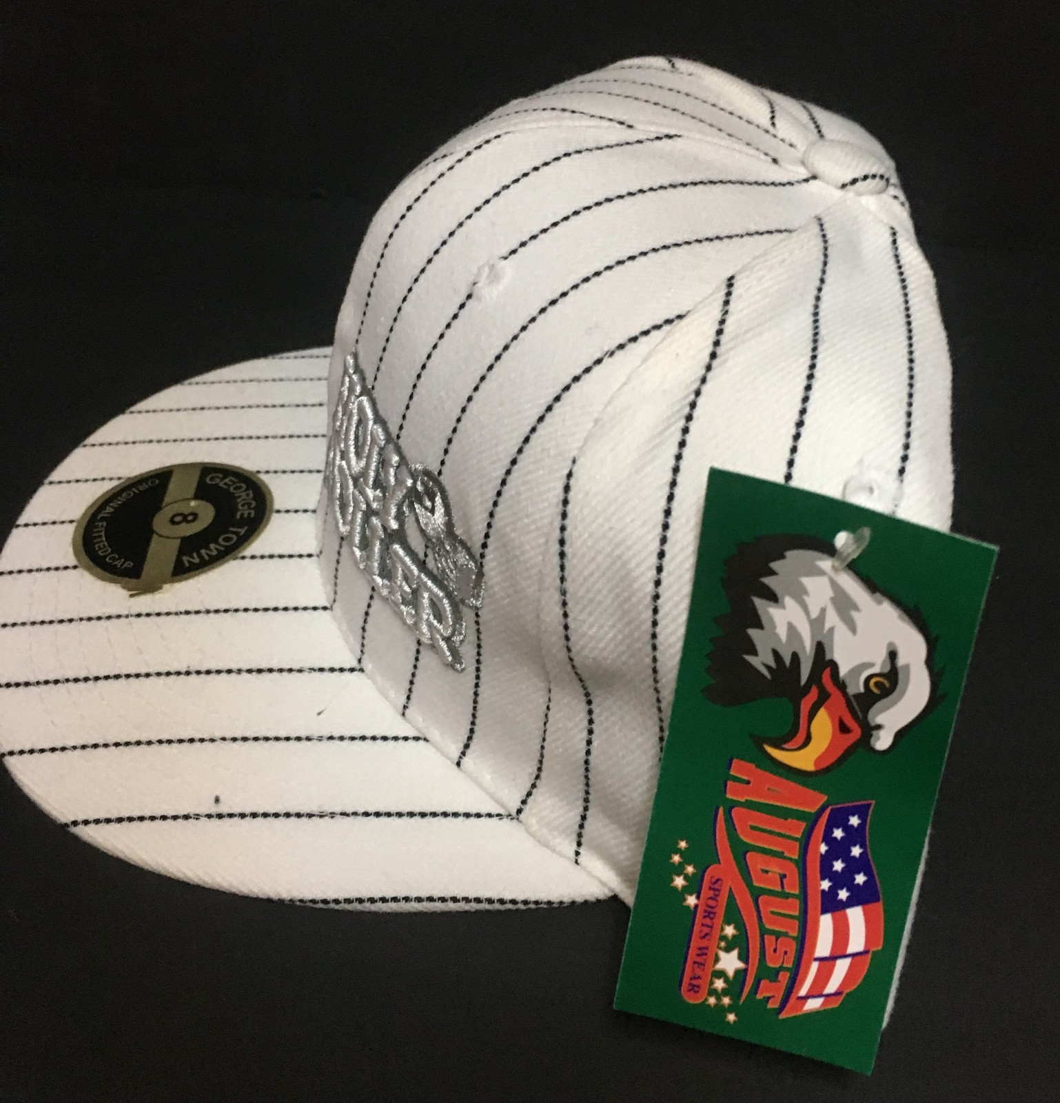 HOLY ROLLER Authentic August Sportswear Hat Sz 8