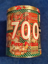 "Coca Cola 700 Pc Puzzle 12"" x 34"" - Coke - Sealed - $8.50"