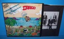 Men At Work Cargo Vinyl LP Record Album 1983 Rock Pop New Wave Music - $5.30