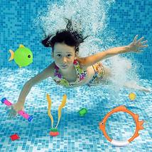Kiztoys 8pcs Pool Toy , Summer Underwater Swimming Toys for Girls and Boys image 6