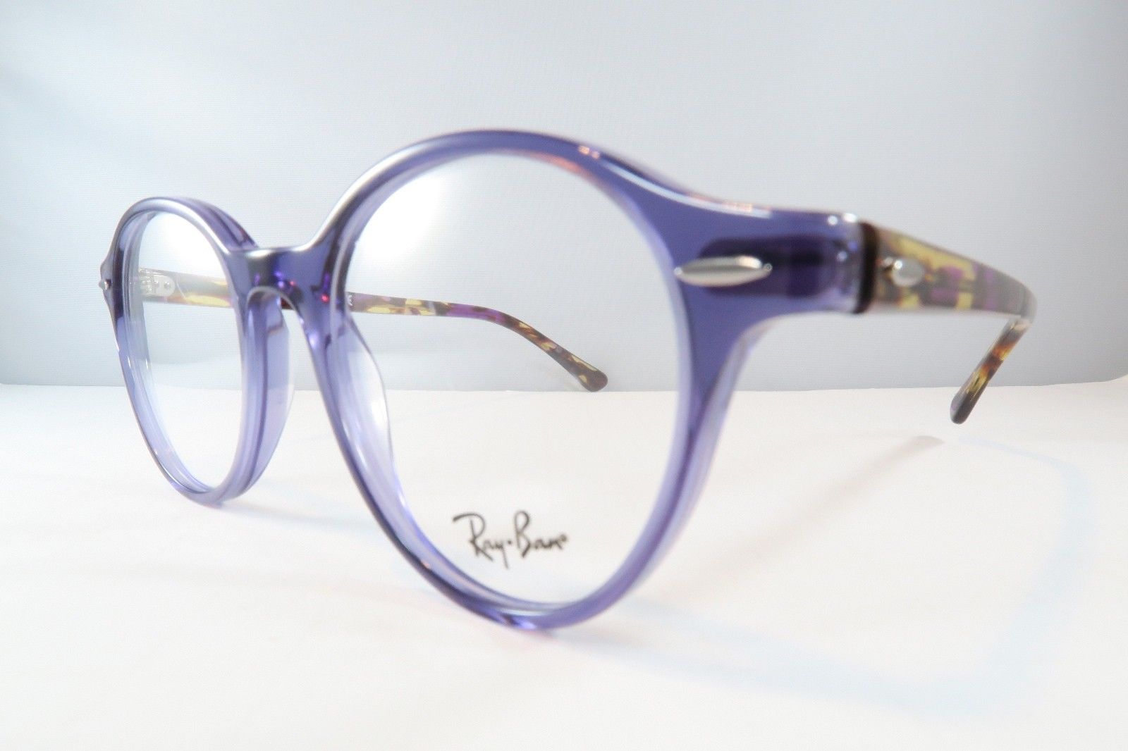 36fcb1322e Ray-Ban RB 7118 8020 Clear Purple   Havana and 50 similar items