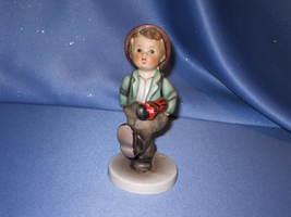 "M. I. Hummel ""Globe Trotter"" Figurine by Goebel. - $180.00"