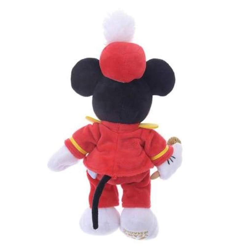 Disney Store Japan 90th 1955 Mickey Mouse Club Plush New with Tags