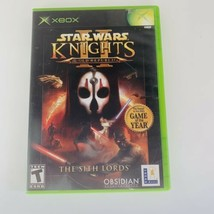 Star Wars: Knights of the Old Republic 2 (Microsoft Xbox, 2004) - $29.69