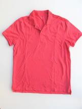 Polo Shirt J Crew Classic Polo Shirt Salmon Pink Top L $40 - $23.76