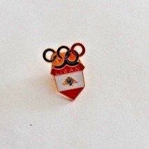 Lebanon Liban Olympic Games Pin Pinback - $10.45