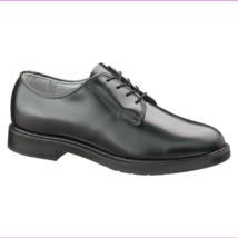 $ 155.00 Bates  00752 Leather DuraShocks Oxford, Black,  Size 10 N - $103.77 CAD