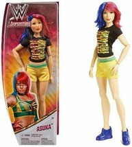 WWE Superstars  Asuka Fashion Doll - $34.77