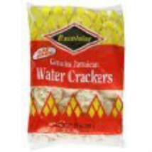 EXCELSIOR JAMAICAN WATER CRACKERS 11.85 OZ , FAMILY SIZE, (PACK OF 5) - $19.99