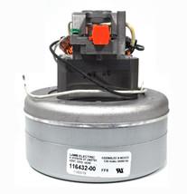 Ametek Lamb 5.7 Inch 2 Stage 120 Volt Thru-Flow Motor 116432-00 - $173.40