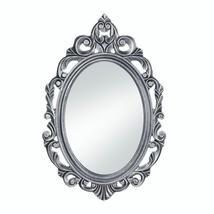 Silver Royal Crown Wall Mirror - $69.95