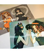 "Double Sided Poster - Pinky Promise and Which Witch 11"" x 17"" - $15.00"