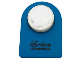 Family Treasures Circle Punch, 1.25 Inches in Diameter