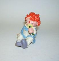 Raggedy Ann Figure 1981 - $13.45