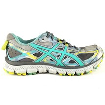 Asics Gel Scram 3 Running Shoes Womens Size 7.5 Athletic Sneakers Grey Y... - $18.69