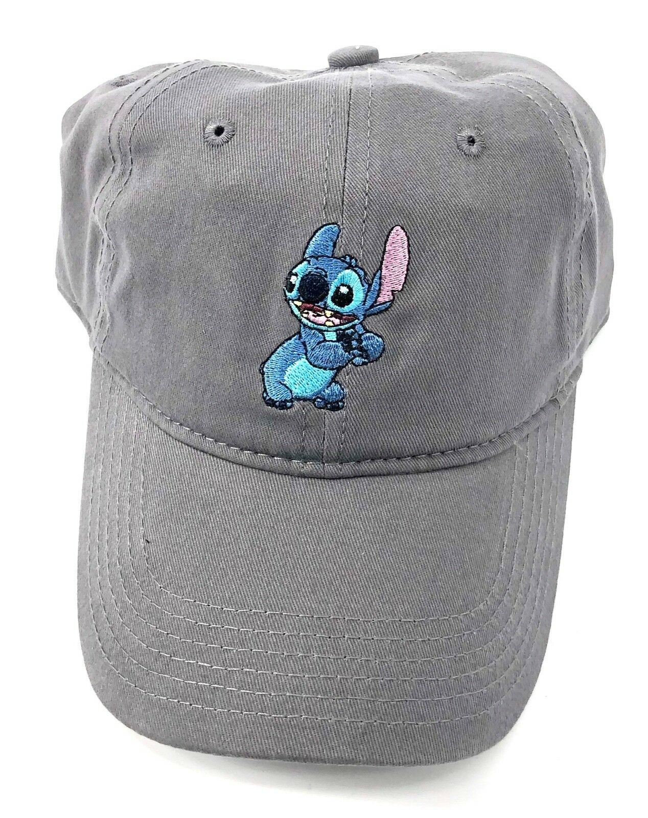 072c1957752 Disney Lilo Stitch Grey Adult Baseball Hat and 32 similar items