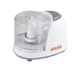 IMUSA USA GAU-80319W Mini Chopper 1.5-Cup, White - $24.01