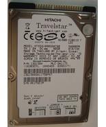 """80GB SATA 2.5"""" drive Hitachi HTS541080G9SA00 Free USA Ship Our Drives Work - $10.69"""