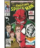 Amazing Spiderman #366 ORIGINAL Vintage 1992 Marvel Comics Taskmaster Re... - $12.86