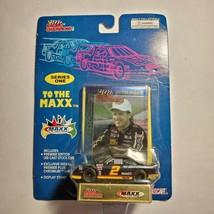 Rusty Wallace #2 Series One to the Maxx NASCAR 1:64 Scale 121018AMCAR5 - $16.96