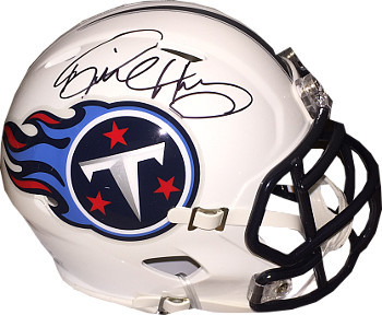 Primary image for Derrick Henry signed Tennessee Titans Riddell Speed Mini Helmet- Henry Hologram