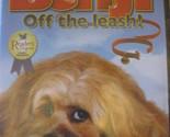 Benji Off the Leash (DVD, 2004) Joe Camp MS-26