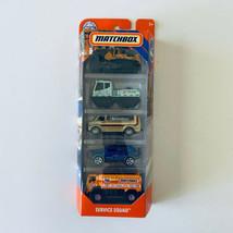 Mattel C1817 Matchbox 5 Car Toy Set 50th Anniversary Superfast - $8.59