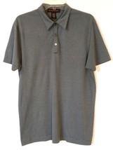 1f9b28a1542 BANANA REPUBLIC RN 54023 - Turquoise/Olive Green Short Sleeve Polo Shirt.