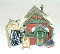 Hallmark 2007 Kringle's Christmas Trees Kringlewood Farm Series Ornament  - $14.84