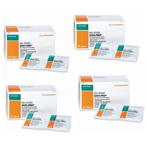 Smith And Nephew No Sting Skin Prep Wipes 50/box 4 Box Combo Deal - $43.96