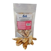 Sea Treats Whole Dried Prawns 50g - $22.11