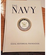 The Navy Book, Naval Historical Foundation, Rear Admiral W.J. Holland, J... - $18.70